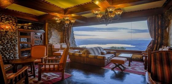 Dinner and overnight at Ngorongoro Serena Safari Lodge 1