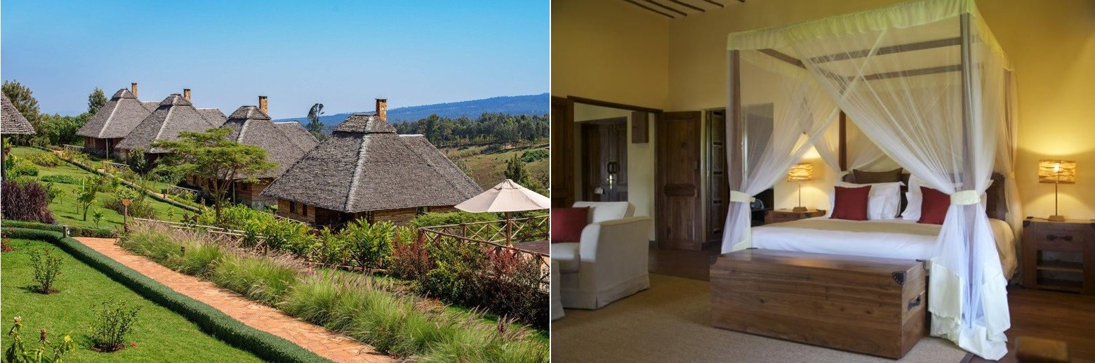 Neptune Ngorongoro Luxury Lodge or similar for dinner and overnight.