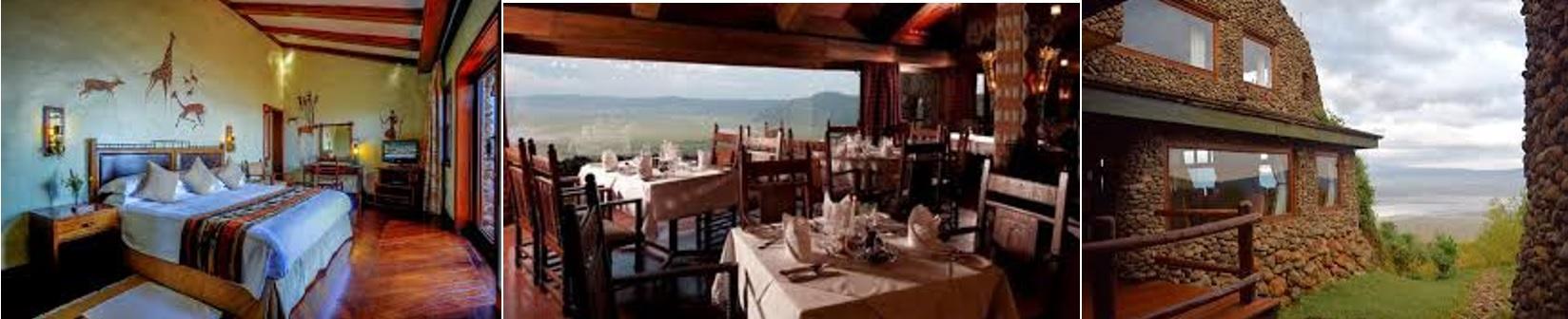 Ngorongoro Serena Safari Lodge-